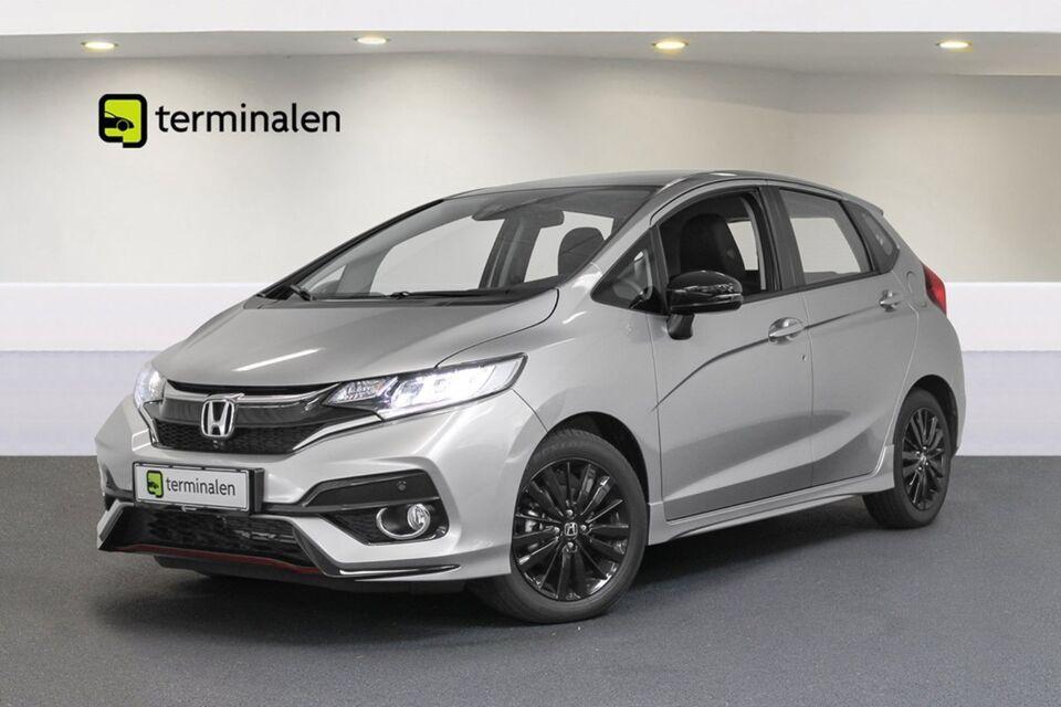Honda Jazz 1,5 i-VTEC Dynamic Benzin modelår 2018 km 6000