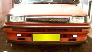 Toyota-Cressida-Bumper-Lip-Spoiler-Suit-AE92-MA61-AE86-AE82-MX73-N13-AE93