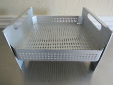 Case Medical Container Insert Sterilization Basket Tray Bskh15lh Wxn3274 Aluminu