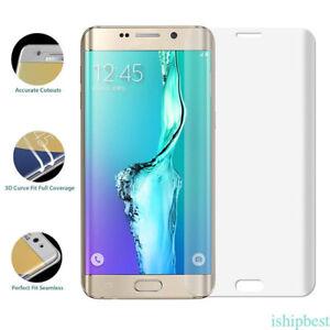 3D-Cristal-Templado-For-Samsung-Galaxy-S7-S8-S6-Edge-Protector-Pantalla-Vidrio