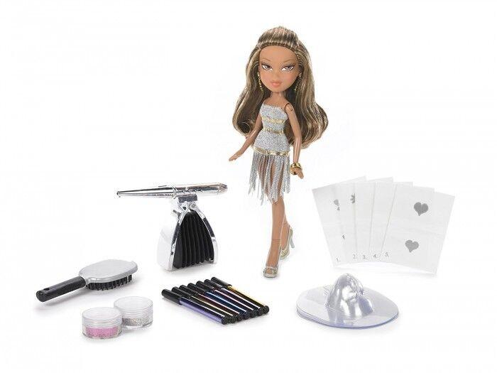 Bratz  Magic rendereup & Hair Yasmin Rare  qualità garantita