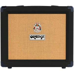 Orange-Amplifiers-Crush20-20W-1x8-Guitar-Combo-Amp-Black