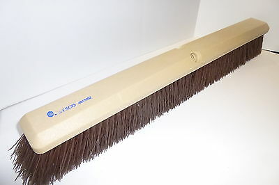 "Other Cleaning Supplies Temperate Street Heavy Duty Push Broom Replacement Head 24"" Wide Mfg Cleaning & Janitorial Supplies Sysco"