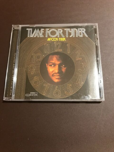 Time For Tyner-RVG von McCoy Tyner 2208
