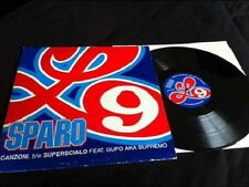 "33 12"" Sparo Manero ‎– Canzoni - Superscialo L9 ‎– L9VYS001 hip  ITALY 2000"