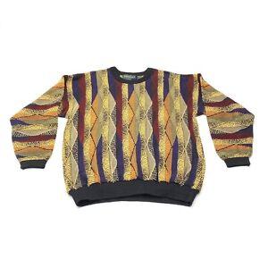 Tundra Canada Coogi-type Sweater XL Cotton