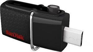 32GB SANDISK ULTRA DUAL USB 3.0 OTG PEN DRIVE (SDDD2-032G-I35)