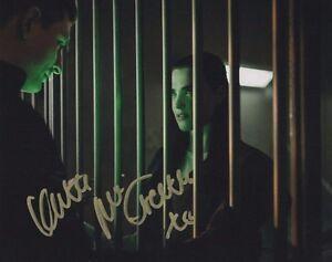 Katie-McGrath-Supergirl-Autographed-Signed-8x10-Photo-COA-A9