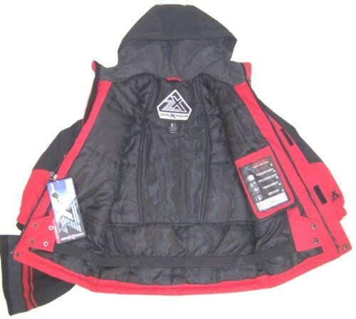 ZeroXposur Boys Snowboarding Jacket NWT Size  4//5  6//7 or 8  Red Black