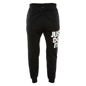 Activewear Sale! New Nwt Men's Nike Therma Jdi Jogger Pants Tapered 931903 010 Black