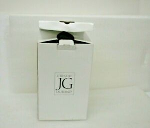 J-G-DURAND-France-Crystal-Vase-CATHEDRAL-11-034-TALL-BRAND-NEW