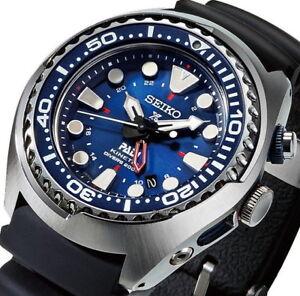Seiko-Prospex-Kinetic-SUN065P1-Special-Edition-034-PADI-034-Diver-039-s-con-Box-y-garantia