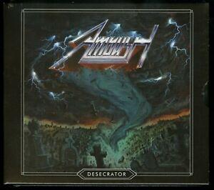 Ambush - Desecrator ( White Vinyl)
