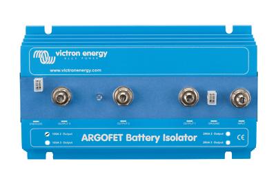 Laderegler Photovoltaik-zubehör Analytical Verteiler Victron-isolator Argofet 100-2 100a Fet Für Zwei Akkubetrieben For Sale