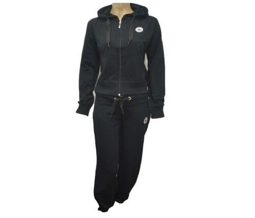 New Women Ladies Star Hoddie TrackSuit Top Jog Jogging Bottoms Trousers S M L XL