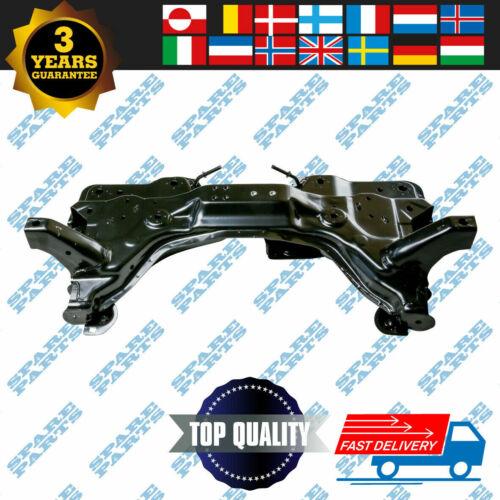 Opel Corsa D Vorderachse Achsträger Achskörper Motorträger 13427070