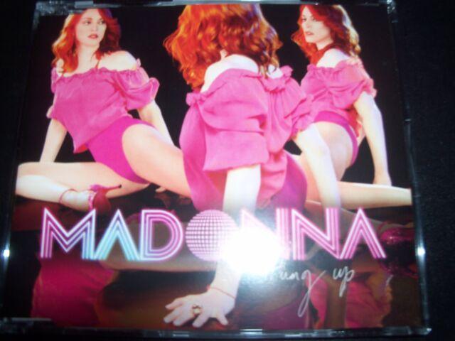 Madonna Hung Up Australian CD Single – Like New