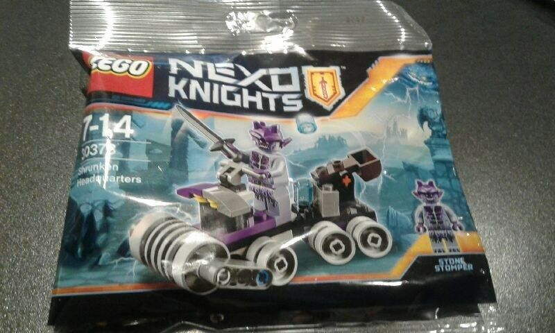 Lego andet, 30373 30376 30378