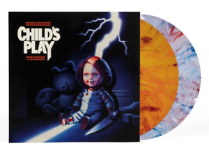 Child-039-s-Play-1988-Soundtrack-Vinyl-Record-2LP-Colored-Variant-Limited-Edition