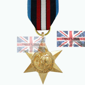 Official-ARCTIC-STAR-Full-Size-Medal-and-Ribbon-first-to-get-them-WW2-Medal