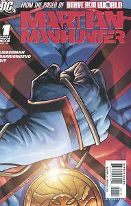 Martian-Manhunter-1-8-VF-NM-1st-Prints-Complete-Series