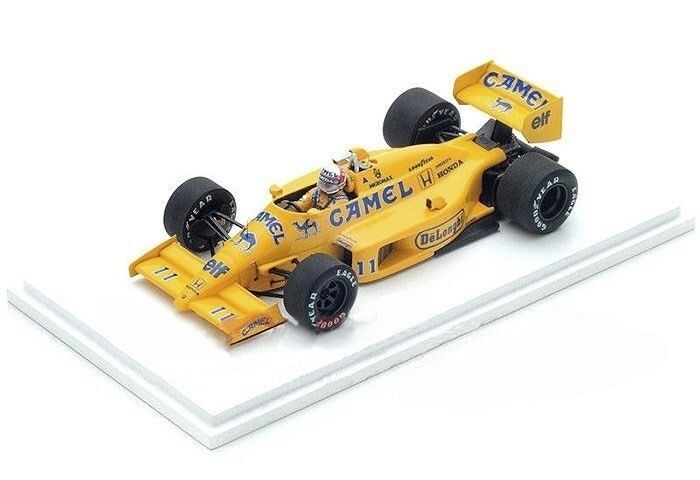1 43 Spark 1987 Camel Lotus 99 T Brazilian GP Nakajima TR011