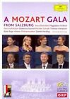Mozart Gala From Salzburg 0044007344309 DVD Region 1 P H