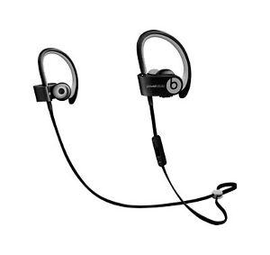 Beats by Dr. Dre Powerbeats2 Bluetooth Sport Headphones - Black Grey ... ba264041bc