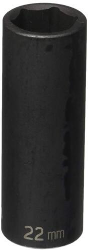 "Grey Pneumatic 2022XMD 1//2/"" Drive x 22mm Extra-Deep Socket"