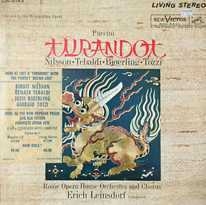 RCA-LIVING-STEREO-LSC-6149-3-LP-SHADED-DOG-TURANDOT-LEINSDORF-BJOERLING-EX-NM