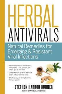 Herbal-Antivirals-by-Buhner-Harrod-Stephen-NEW-Book-FREE-amp-P