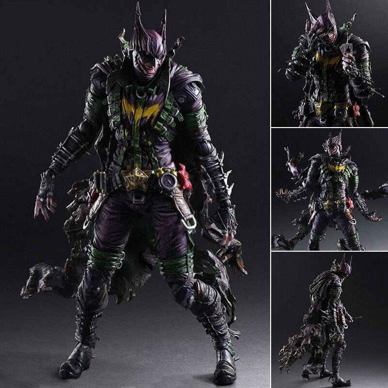 Batman Rogues Gallery el Guasón Figura Juguete Estatuilla Estatua Colección Nuevo Sin Caja