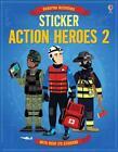 Sticker Action Heroes 2 von Lisa Jane Gillespie (2015, Taschenbuch)
