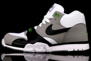 165563c8d62 Nike Air Trainer 1 Chlorophyll Mid 12 Max 9.5 Bo Jackson 90 I 97 270 ...