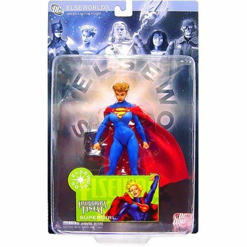 Die direkte elseworlds Besteen supergirl series 3 actionfigur jc