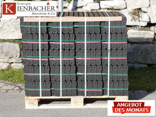 500 kg Palette UNION o Rekord Top Kohle Brikett Kaminbrikett Braunkohle Briketts