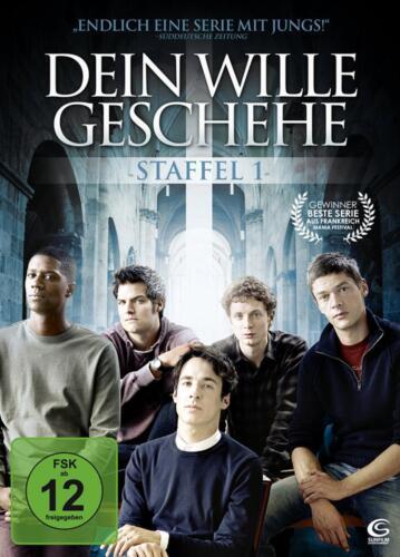1 von 1 - Dein Wille geschehe - Staffel 1 (Mediabook mit 2 DVDs)  - neuwertig