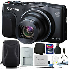 Canon PowerShot SX710 HS 20.3 MP Digital Camera + 32GB Top Accessory Kit