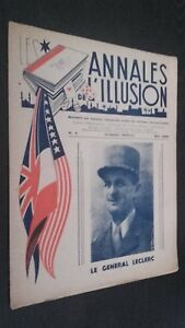 Las Anales ILUSIÓN N º 5 París 1945 ABE