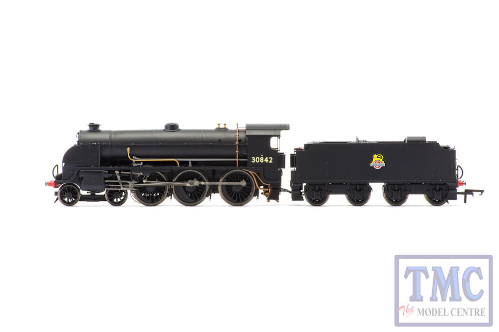 R3412 Hornby OO Gauge BR 4-6-0 30842 Maunsell S15 Class Early BR