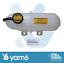 1647026110 GENUINE LEXUS IS220D RADIATOR EXPANSION TANK 16470-26110