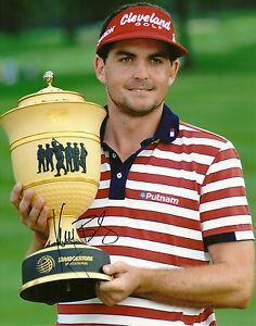 Keegan Bradley Hand Signed 8x10 Photo Autograph Picture Signature PGA Golf