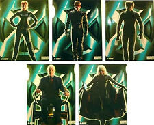 X-Men Movie Official 8X10 Glossy Photo Set of 5 Hugh Jackman Patrick Stewart .