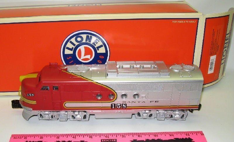 Lionel New 6-24568 Santa Fe Diesel Locomotive