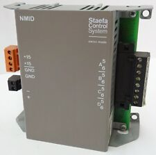 Siemens Staefa Control System NMID Steuerung Automation Controller 04259