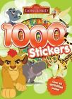 Disney Junior - The Lion Guard 1000 Stickers by Parragon Book Service Ltd (Paperback, 2016)