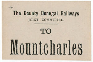 I-B-County-Donegal-Railways-Joint-Committee-Parcel-Label-Mountcharles