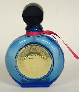 VINTAGE EMPTY ROCHAS BYZANCE EAU DE PARFUM 100 ml GLASS STOPPER