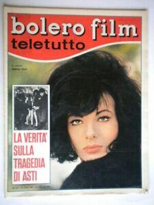 Bolero-1036-Tolo-Carol-Gassman-Mina-Pitney-Volonte-Gravina-Belmondo-Andress-Tony