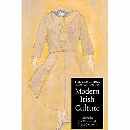 1 of 1 - Cambridge Companion to Modern Irish Culture Cleary Co. 9780521526296 Cond=LN:NSD